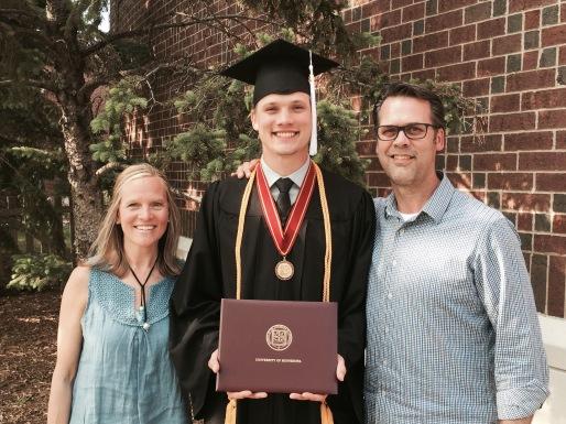 Luke's Grad