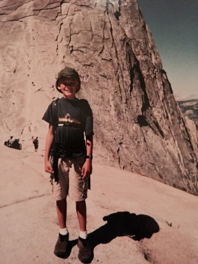 Half Dome Little G