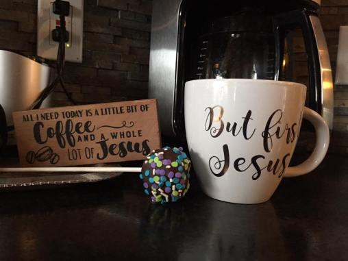 Coffe & Jesus